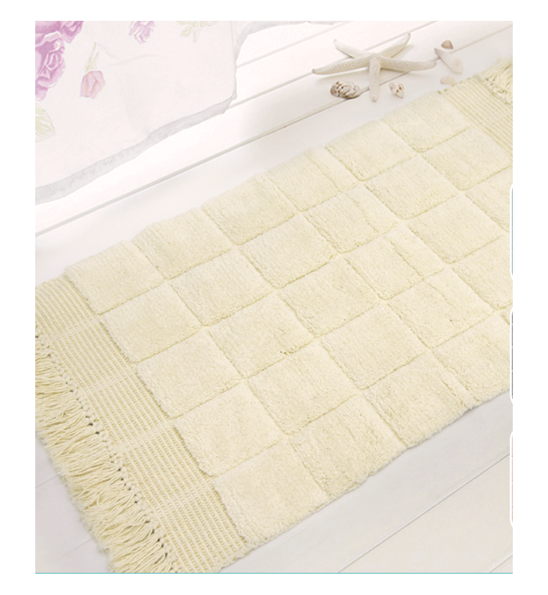 Tappeto bagno Maille