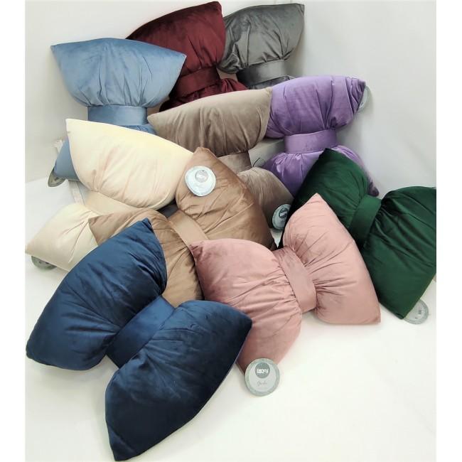 Cuscino fiocco